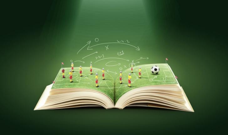Melhores livros para o treinador de futebol